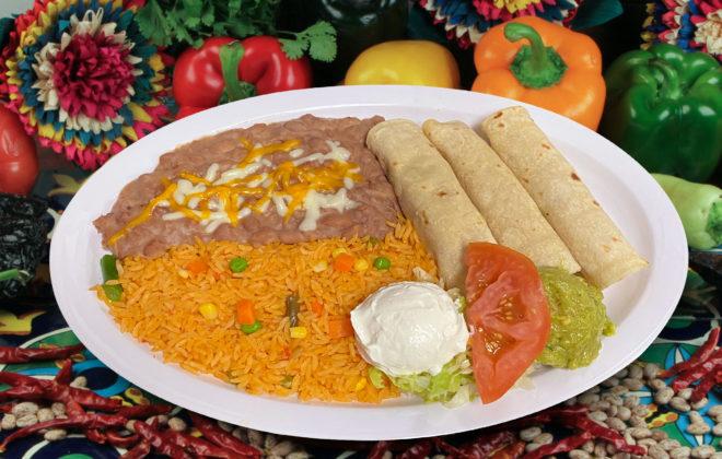 7-taquito-plate
